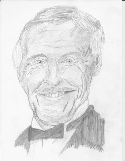 Bruce Forsyth by Smidge